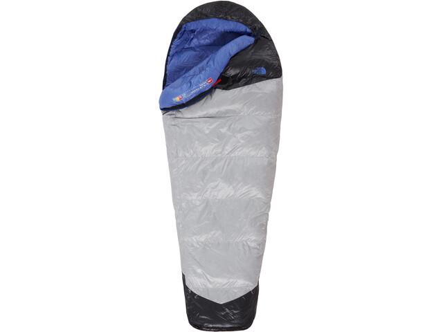 The North Face Blue Kazoo Sleeping Bag Regular Dam high rise grey/stellar blue
